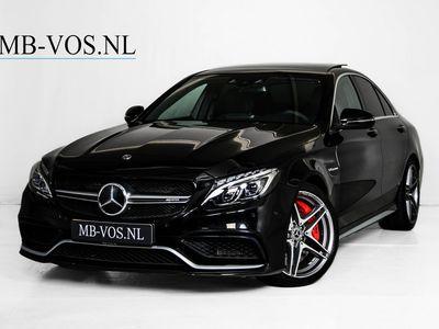 tweedehands Mercedes C63 AMG AMG S Panorama/Distronic/Keyless/Comand/Camera/ILS Aut7