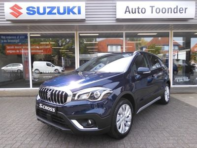 tweedehands Suzuki SX4 S-Cross 1.4 boosterjet select