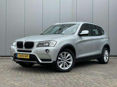 tweedehands BMW X3 xDrive20d 184PK High Executive + automaat + camera