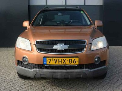 tweedehands Chevrolet Captiva 2.0 VCDI Executive Limited Edition