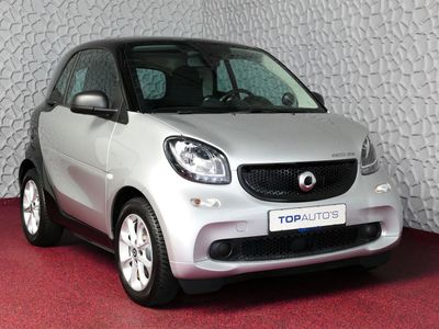 tweedehands Smart ForTwo Coupé Έlectric DRIVE PASSION PANORAMA COOL & AUDIO ECC STOELVERW.