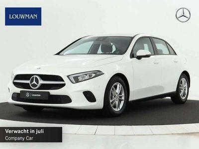 tweedehands Mercedes A180 Business Solution | Parkeerpakket | Navigatie | Stoelverwarming