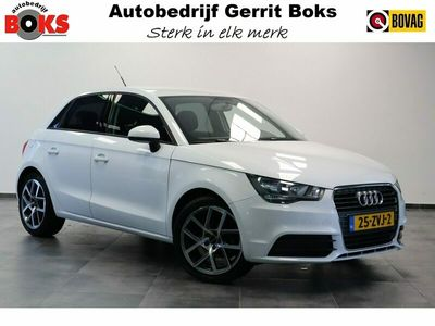 """tweedehands Audi A1 Sportback 1.2 TFSI Connect Navigatie 5 Dr Airconditioning 17""""LM"""