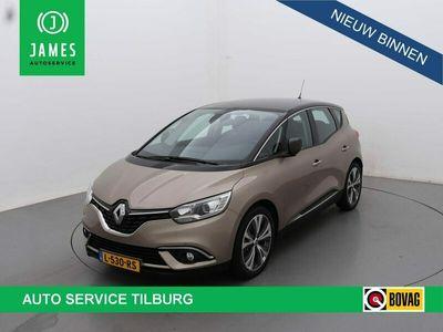 "tweedehands Renault Scénic 1.3 TCe *140PK* AUT. Intens NAVI 20""LMV TREKHAAK CRUISE"