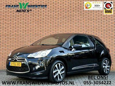 tweedehands Citroën DS3 1.2 VTi Business l Navigatie l Stoelverwarming l Leder l Cruise Control l Bluetooth l Regensensor l