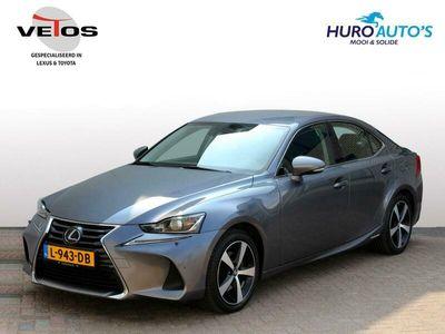 tweedehands Lexus IS300h Hybrid Business Line | Adaptive Cruise | Leder | Stoelv