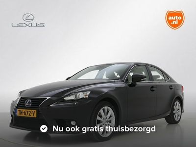 tweedehands Lexus IS300h Luxury Line | Safety pack | Schuifdak
