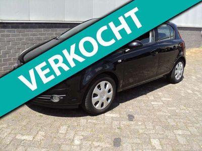 tweedehands Opel Corsa 1.4-16V Business Airco Cruisecontrole Trekhaak