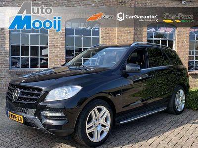 "tweedehands Mercedes ML350 4-MATIC 306 PK *TOPSTAAT* 20"" AMG, Adaptive Cruise"