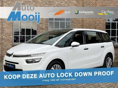 tweedehands Citroën Grand C4 Picasso 1.2 PureTech Business *7 persoons* TEL Bluetooth,