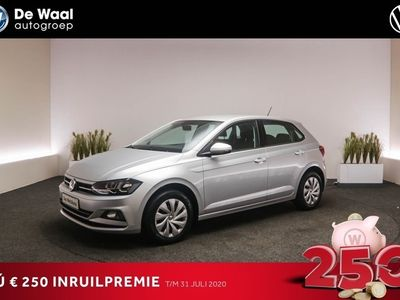 tweedehands VW Polo 1.0 TSI 95pk Comfortline | Adaptive Cruise Control, Airco, App-Connect |