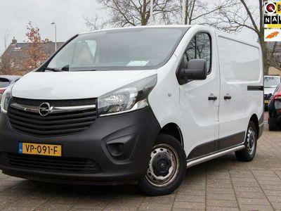 tweedehands Opel Vivaro 1.6 CDTI L1H1 Edition EcoFlex Navi|Airco|Cruise|Sc