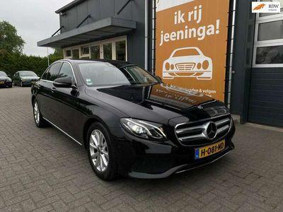 tweedehands Mercedes E200 Premium Plus met Standkachtel, Adaptive cruise,
