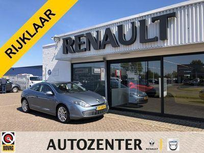 "tweedehands Renault Laguna Coupé III 2.0 16v Turbo 205 pk GT Bose 18"", volleder, orig.NL-auto gratis Top Afleverpakket tot eind april!"