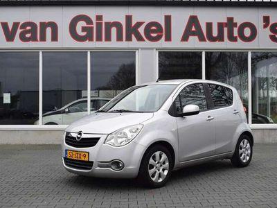 tweedehands Opel Agila 1.0 Enjoy Airco LMvelgen 1ste eig. NAP Έlectric. pak