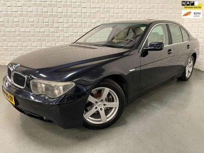 tweedehands BMW 745 745 i Executive AUTOMAAT/LEER/PDC/APK 3-22/NAP