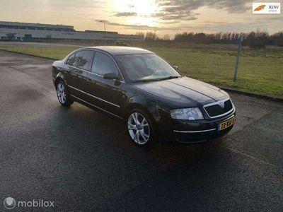 tweedehands Skoda Superb 2.8 V6 Comfort Lpg G3, Ex ambassade auto !