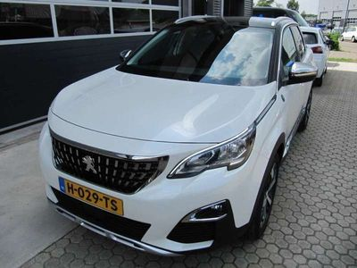 tweedehands Peugeot 3008 Crossway edition, 1.5d, Automaat, camera, navi, Ke