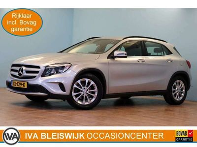 tweedehands Mercedes GLA180 Lease Edition AUTOMAAT airco navi/camera lmv