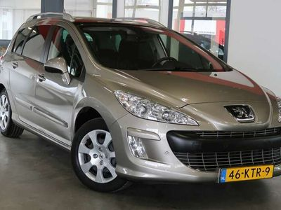 tweedehands Peugeot 308 CC SW 1.6 VTi XS 7 persoons panorama dak e cruise c