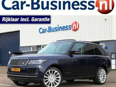 tweedehands Land Rover Range Rover P400e Vogue PHEV + Full Led + Pano + Luchtvering +