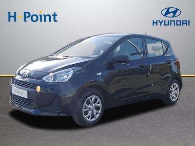tweedehands Hyundai i10 1.0i i-Drive   Metallic   14inch wielen   Centrale