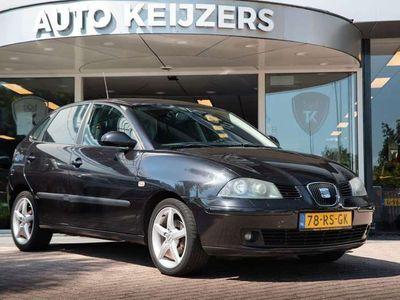 tweedehands Seat Ibiza 1.4-16V Sport ClimateControl CruiseControl Audio 1