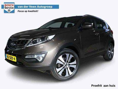 tweedehands Kia Sportage 2.0 X-clusive | Automaat | Vol Leder | Stoelverwarming | Cruise | Climate | LM 18'' | Navigatie |