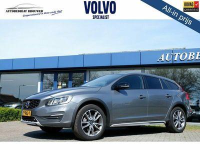 tweedehands Volvo V60 CC 2.0 D4 190PK GEARTRONIC-8 SUMMUM LUXERY | INTELLISAFE | SCHUIFDAK | CAMERA