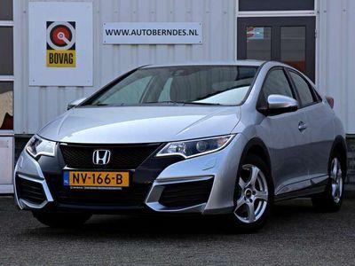 tweedehands Honda Civic 1.4 Comfort*Perfect Onderh.*Stoelverw./Navigatiesysteem/LED/DAB+/Cruise-Control/Climate-Control*