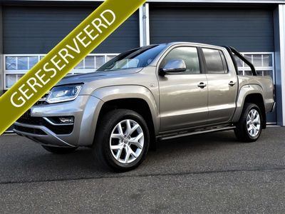 tweedehands VW Amarok 3.0 TDI 4Motion Plus Cab Highline NIEUWSTAAT