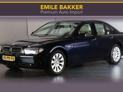 tweedehands BMW 760 760 i V12 INDIVIDUAL 124.000KM Nw.pr.:212.304, -