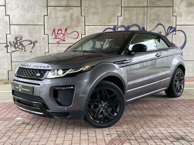 tweedehands Land Rover Range Rover evoque 2.0 TD4 4WD Cabrio Aut HSE