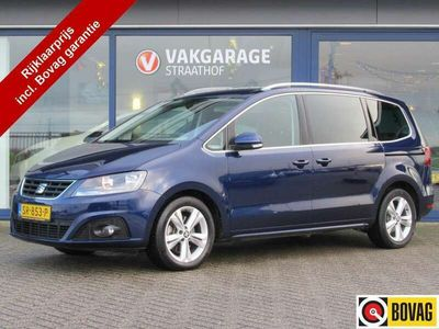 tweedehands Seat Alhambra 1.4 TSI Style Business 7-Persoons, 150 PK / Naviga