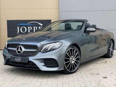 tweedehands Mercedes E350 Cabriolet Premium Plus AMG Styling, Digitaal dash