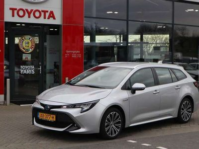tweedehands Toyota Corolla Touring Sports 1.8 HYBRID FIRST EDITION NL-AUTO NA