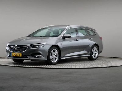 tweedehands Opel Insignia 1.5 Turbo Innovation Introduction, LED, Leder, Navigatie, Trekhaak
