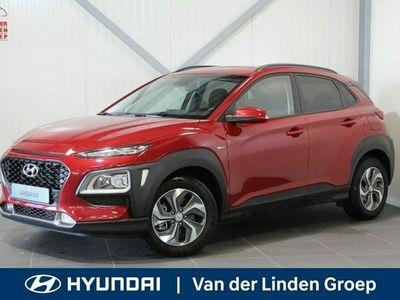 """tweedehands Hyundai Kona 1.6 GDI HEV Comfort Smart Navi/Cam """"Rijklaar!"""