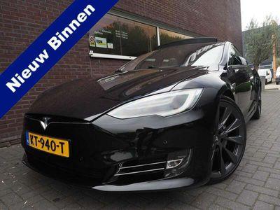 tweedehands Tesla Model S 75D 4% EX BTW LED Pano Leder AutoPilot Carbon Acti
