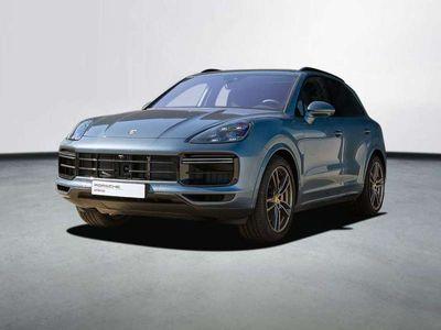 tweedehands Porsche Cayenne Turbo (new)