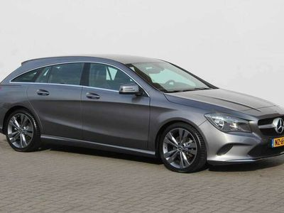 tweedehands Mercedes CLA200 Shooting Brake d BNS Solution € 20.400,- incl. BTW