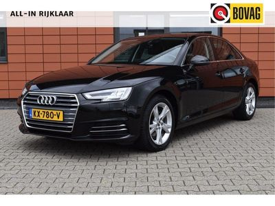 tweedehands Audi A4 2.0 TDI Lease Edition + Led