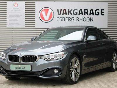 tweedehands BMW 420 4 Serie Coupé i High Executive SPORT