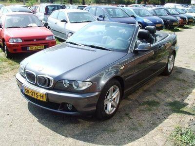 tweedehands BMW 318 Cabriolet Cabrio 318Ci Nieuwe APK Inruil is altijd mogelijk