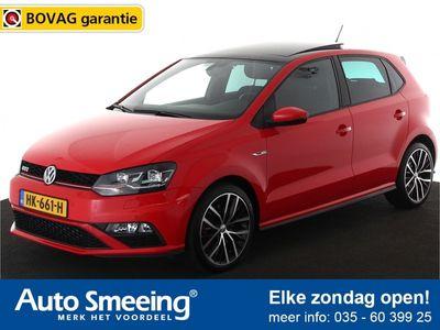 tweedehands VW Polo 1.8 TSI GTI DSG | 190PK | Schuifdak | Navigatie |