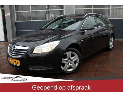 tweedehands Opel Insignia Sports Tourer 2.0 CDTI Edition Automaat,Navi,Cruis