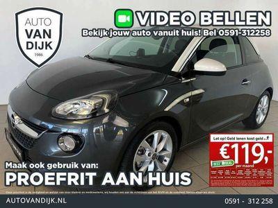 tweedehands Opel Adam 1.0 Turbo Jam Favourite AIRCO BLUETOOTH CARKIT MUL