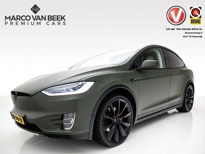 tweedehands Tesla Model X 100D Performance Nw.prijs € 170.600 UNIEK! Autopilot 2.0 Ludicrous EX BTW €82.520
