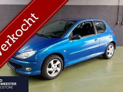 tweedehands Peugeot 206 1.4 Air-line 3 Niet goed geld terug garantie!!!