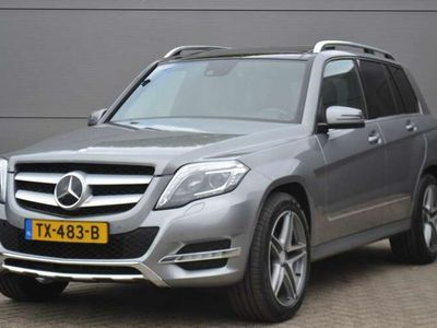 tweedehands Mercedes GLK350 CDI 4-M, Adaptive, Bi-Xenon, Clima, Έlectric. Klep,